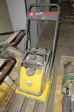 Wacker Neuson Model WP1550 Commercial Walk-Behind Vibratory Sand Plate Compactor, SN# 30092892, W-M