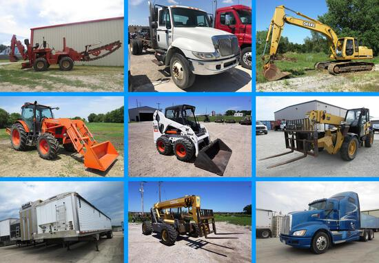 Fremont Truck Auction - Great Line Up
