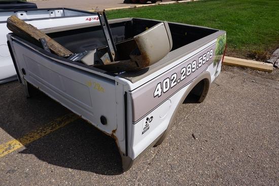 Pickup Box for 2015 Ford 3/4 Ton Short Box Pickup
