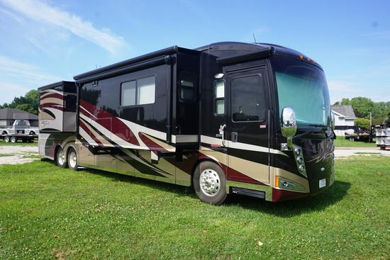 Motor Home Online Only Auction