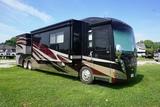 2012 Ellipse Model Itasca Model 42QD Coach, Cummins 450HP Diesel Engine, Allission 6-Speed Transmi
