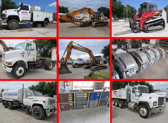 Complete Construction Co. Business Liquidation