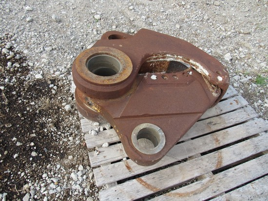 Heavy Duty 1-Jaw Crusher Attachment for Hydraulic Excavators.