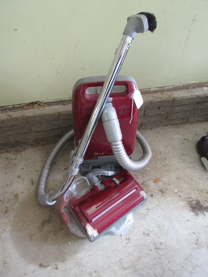 Kenmore Power Mate Cannister Vacuum Cleaner.