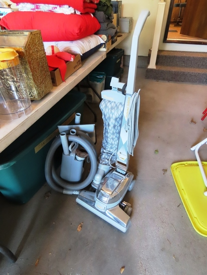 Kirby The Ultimate G Series Diamond Edition Upright Vacuum with Complete Tool Set (Like New) & Carpe