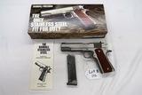 Randall Model B111 Service Model Semi-Auto Pistol, SN# RF0002138C, .45 ACP Caliber (Only 297 Made),