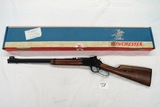 Winchester Model 9422 Lever Action Rifle, SN# F243651, .22 Long Rifle Caliber, Wooden Stock & Forear