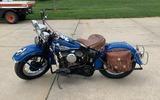 1941 Harley Davidson WLD Motorcycle, Flathead, VIN# 41WLD3218A, Bike Built in 1981 using all OEM (Or