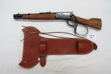 Rossi Lever Action Rifle, Made by Taurus in Brazil, .45 Colt, SN# R02RHAM206606, Wood Stock & Forear