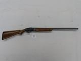 Montgomery Ward & Co Western Field Model SB-100B Single Shot Shotgun, 20-Gauge, 3