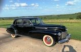 1941 Cadillac Fleetwood 60 Special 4-Door Sedan, VIN# 6341022, 346 V-8 Flathead Gas Engine, 3-Speed