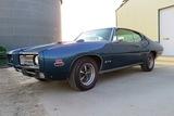 1969 Pontiac GTO Judge 2-Door Hardtop, VIN# 242379R157763, Full Frame-Off Rotisserie Restoration, Ra