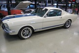 1966 Ford Mustang GT 350 Fastback 2-Door Coupe, VIN #6TO9C147252, 5.0 Liter Mustang Modular from 92