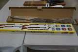 Diana (Germany) Pump Action Air Rifle in Original Box (New Never Fired).