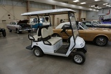 Zone Electric Golf Cart, Canopy, Rear 2-Person Seat, Needs New Batteries (4 are good).