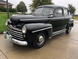 1947 Ford 4-Door Sedan, VIN# 799A1976697, V-8 Flathead, Runs like a Watch, New Fuel System, New