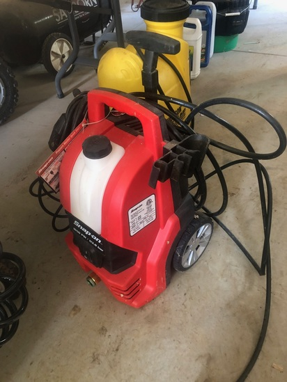 Snap-On 1650psi Pressure Washer.