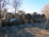 (39) 2018 Grass Hay Round Bales (Approx. 2,000 lbs. per Bale).