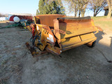 Dura-Tech Haybuster Model 256 BRT Round Bale Grinder, SN #HI4469, PTO Drive