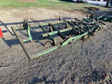 John Deere 1010 18' Field Cultivator Frame, 3-Point (No Tires/Wheels or Sha