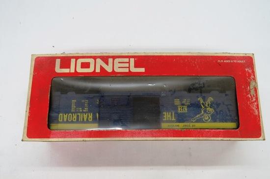"Lionel ""Alaska RR Box Car"", #6-9758 in Original Box."