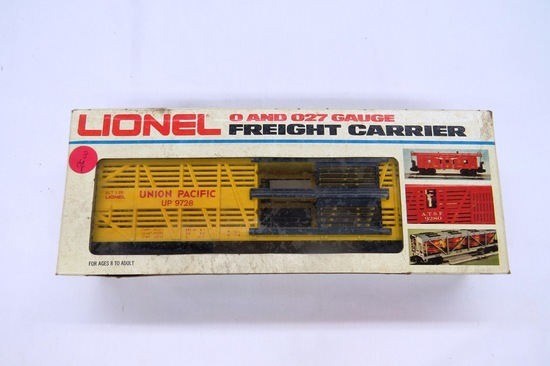 Lionel O & O27 Gauge Freight Carriers, LCCA Convention Car-Union Pacific, I
