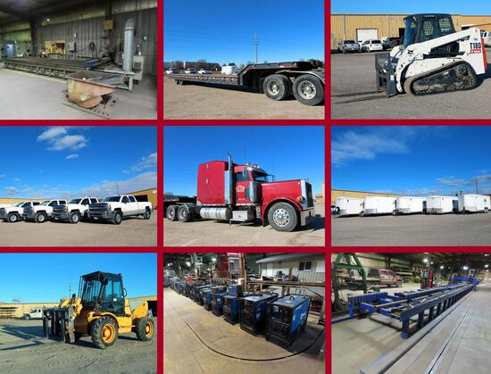 Business Liquidation Absolute Auction