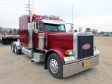 2005 Peterbilt Model 379 Extended Hood Conventional Tandem Axle Truck Tract