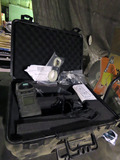 MSA Model AltAir 5x Cordless Gas Leak Protector with Case, Charger, Instruc
