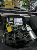 BW Technologies Gas Alert Model Max XTII Portable Hand Held Cordless Gas De