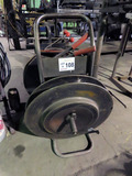 Portable Banding Cart with Tools & Banding Reel
