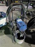 Grayco Portable Air Paint Sprayer on Cart.