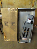 Square D Breaker Panel with 225 Amp Breakers & Heavy Duty Safety Switch & P