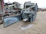 Gomaco Commander III Feed Bunk Slip Forming Machine with 20' Hydraulic Driv