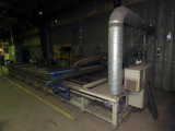 2005 Messer Model HPR130 High Performance PM CNC Plasma Cutting Table, SN#P