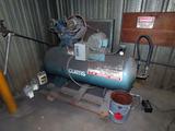 Curtis Industrial Horizontal Air Compressor