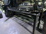 """Ellis Model 2000 Industrial Horizontal Band Saw on Stand, SN#20032007, 11"""""""