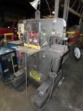 Edwards Model Jaws IV Hydraulic Ironworker, SN#31775502, 55-Ton Capacity, F