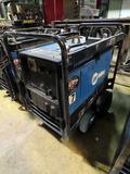 Miller Trailblazer 325 EFI Portable Welder/Generator On Cart, SN#MF320359R,