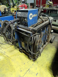 Miller Model CP-250TS Portable Welding Power Source on Cart, SN #KA752027,