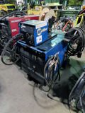 Miller Model CP-302 Electric Welding Power Source on Cart, SN# ME402104V, M