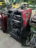 Lincoln 305G Ranger Portable Welder/Generator on Cart, SN#U115003182, Kohle