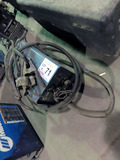 Miller Model 3045FC Portable Suitcase Style Wire Feed Welder.