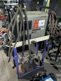Hypertherm Model PowerMax 1000 G3 Series Portable Plasma Cutter on Cart wit