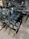 (4) Harper Acetylene Torch Carts (Carts ONLY)- All 1 $.