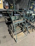 (2) Heavy Duty Acetylene Torch Carts (Carts ONLY).
