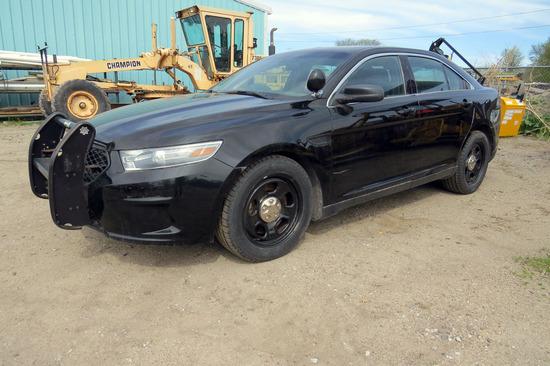 2014 Ford Taurus4 Door Passenger Car, VIN 1FAHP2L86EG148251, 3.5L Gas Engine, Automatic Transmissi