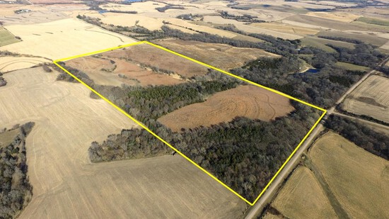 80 Acres Selling in 1 Tract