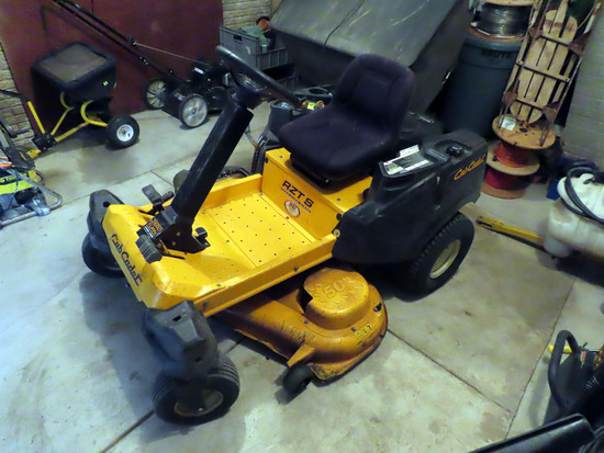 2014 Cub Cadet Model RZTS Commercial Mid-Deck Zero Turn Riding Lawn Mower, SN# 1J253H10197, Kohler 2
