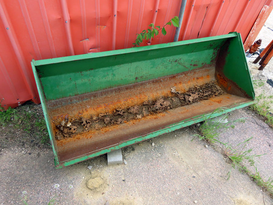 60� Bucket for Loaders.